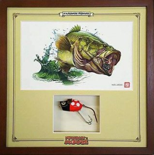 ねずみーマウス アートボックス<バイトシーン> (ホームページからの販売はしていません)