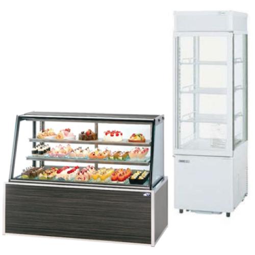 冷凍/冷蔵ショーケース