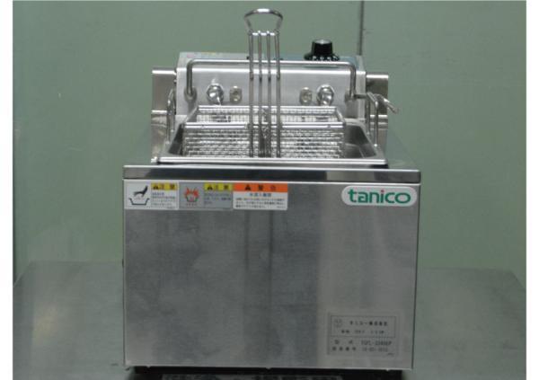 タニコー 卓上 電気フライヤー TCFL-3345EP 9L 未使用☆29946