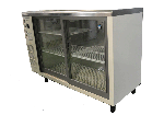 ホシザキ テーブル型冷蔵ショーケース RTS-120STB2 1200×450×800 15年 中古★91474