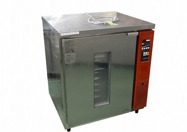 マルゼン ドゥコンディショナー QED-112DCSS2 '17年 冷凍・解凍・醗酵 中古★91984