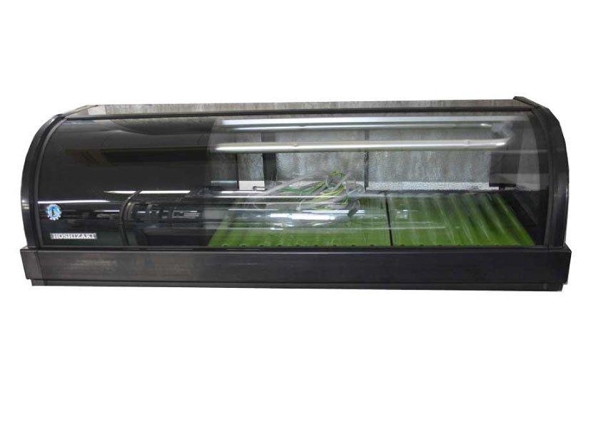ホシザキ 冷蔵ネタケース HNC-90B-L-B 900×345×270 中古★92042