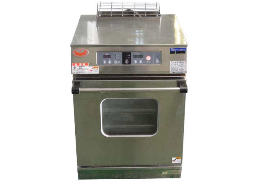 マルゼン 卓上コンベクションオーブン MCO-P5T '17年製 都市ガス13A 中古★92170