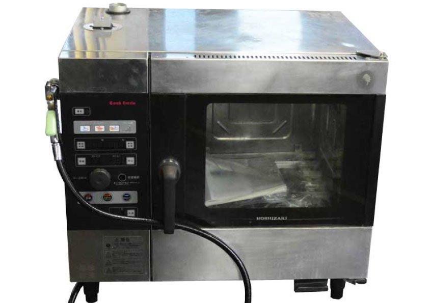 ホシザキ スチームコンベクションオーブン 5段 MIC-5TB3 三相200V 中古★92199