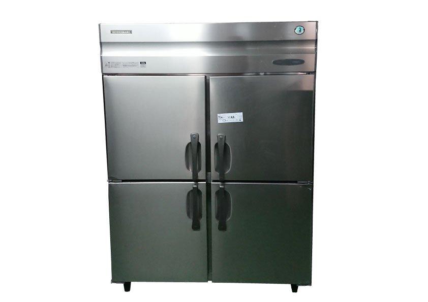 ホシザキ タテ型冷凍庫 4ドア HF-120XT3 1200×650×1890 中古★92259