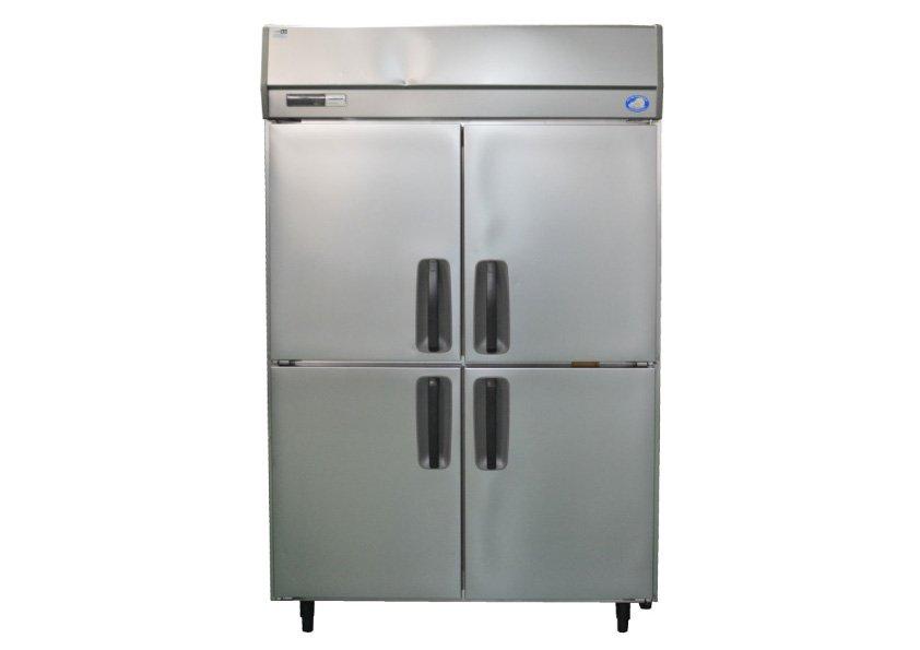 パナソニック タテ型冷凍庫 4ドア SRF-K1263SA 1200×650×1950 中古★92300