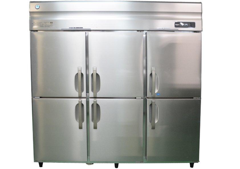 ホシザキ 冷凍冷蔵庫 6ドア HRF-180A W1800×D800×H1910 業務用 未使用☆92467