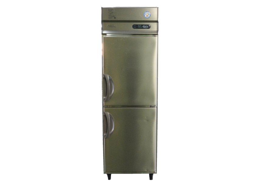フクシマ 冷凍冷蔵庫 ARD-061PM  単相100V W610×D800×H1950 中古★92481