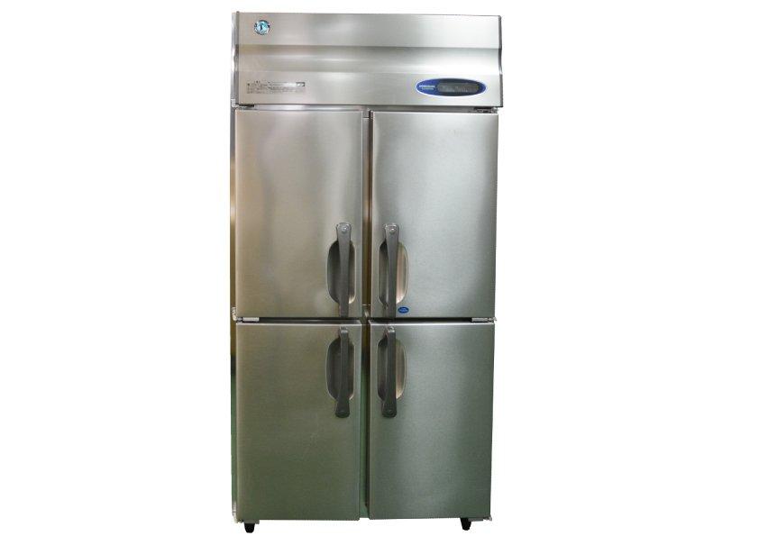 ホシザキ 冷凍冷蔵庫 4ドア HRF-90ZT W900×D650×H1890 中古★92514