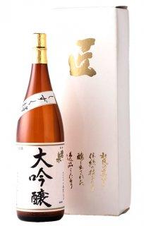 【秀峰】岩泉 大吟醸しずく搾り 1.8L