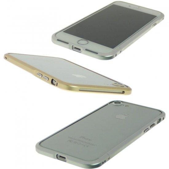iphoneアルミバンパーケースのバリエーション