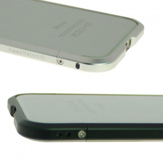 iphone7アルミバンパーケースのネジ留め