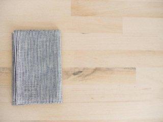 fog linen work リネンキッチンクロス【ホワイトシアサッカー】