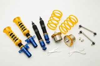 限定大特価!ERST(エアスト)ボルボ専用V60/S60(FB/FD) T6,D4 2011~ /V70(BB)-FF 2008~ 車高調・サスペンションキット