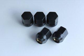 ERST(エアスト) ラグナットM12 × 1.5 色:ブラック 20個セット  使い捨てマスク2枚プレゼントキャンペーン