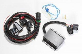 ERST(エアスト)ボルボ専用  V60/S60(FB) 2014~/XC60(DB) 2014~ DRL コーディングレスキット