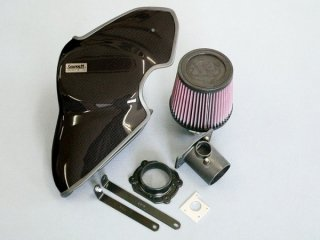 GruppeM RAM AIR SYSTEM CARBON DUCT INTAKE KIT  S60/V60 T6