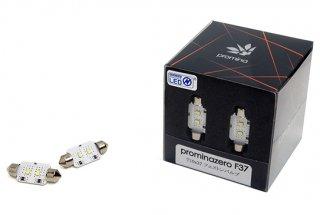 Seabass Link 『promina zero LED』 ライセンス用LED フェストンバルブT10×37mm(2個入り)