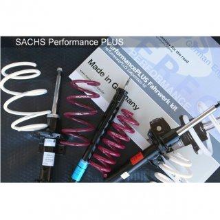 SACHS(ザックス) スポーツサスペンションセット Performance PLUS C70�(クーペ)用  使い捨てマスク2枚プレゼントキャンペーン
