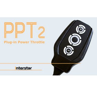 生産終了 在庫限り!PPT2~Plug-in Power Throttle~ V40 用