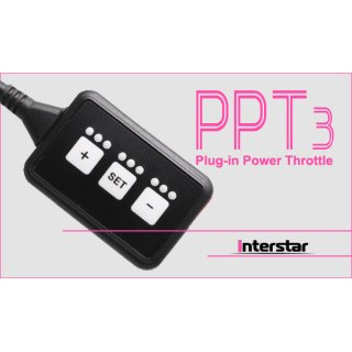 PPT3~Plug-in Power Throttle~ C70/S60/S80/V70/XC70/XC90 用