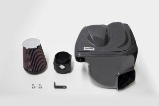 GruppeM RAM AIR SYSTEM CARBON DUCT INTAKE KIT XC90 T5・T6・T6R・T8 Hybrid用