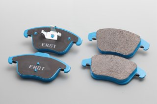 ERST(エアスト) V60(ZB)T5/V90(PB/PD)T5,D4/V90CC(PD)D4/XC60(UB/UD)T5,D4 ブレーキパッド フロント EF818