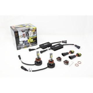 BELLOF フォグランプ用LEDコンバージョンバルブ トランス・レイ ネオ H8/H11/H16/HB4(6500K/2900K)  使い捨てマスク2枚プレゼントキャンペーン