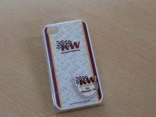 在庫処分大特価!KW iphoneケース iphone4/4S  使い捨てマスク2枚プレゼントキャンペーン