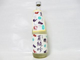 文佳人 日本酒 夏純吟 720ml
