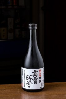 純米吟醸 高育54号 500ml