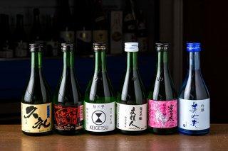 日本酒 土佐酒 お試し呑み比べ 300ml 6本セット