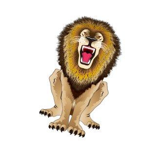 DLXナイロン スカイズー ライオン