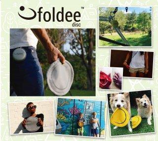 foldee disc