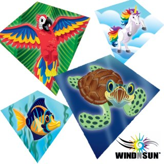WINDNSUN MiniDiamond