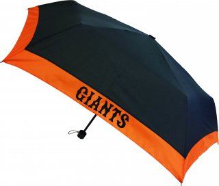 読売ジャイアンツ 柄が浮き出る傘  巨人 GIANTS 折り畳み傘