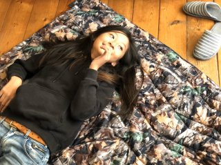 50/50 WORKSHOP OutdoorTechBlanket Lサイズ 2019