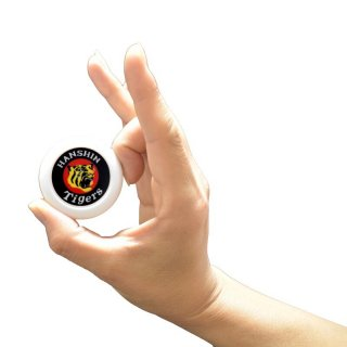 世界最小のフライングディスク Flickerz シングルパック 阪神タイガース キャップ野球