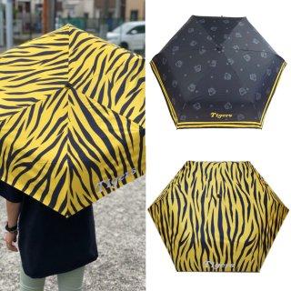阪神タイガース 晴雨兼用傘 Tigers 折り畳み傘 耐風