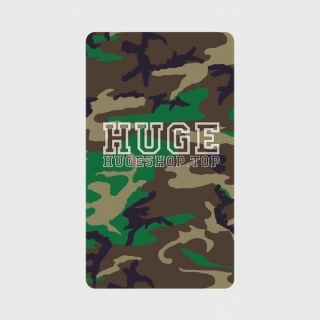 MR.HUGE ARMY ROGO MOBILE BUTTERY(迷彩 ロゴ 携帯充電器)