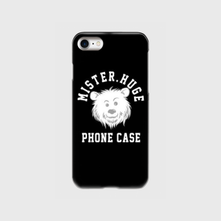 MR.HUGE COOL BEAR LOGO(クールベア)PRINTED PHONE CASE