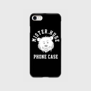 MR.HUGE COOL BEAR LOGO(クールベア)PRINTED PHONE CASE