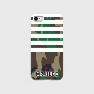 MR.HUGE ARMY BORDER  PhoneCASE