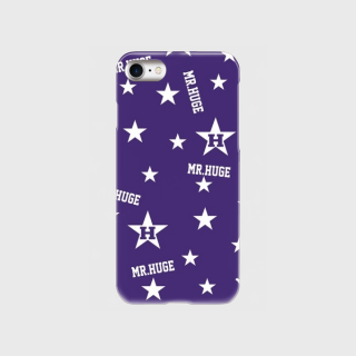 MR.HUGE RANDOM STAR & LOGO PhoneCASE