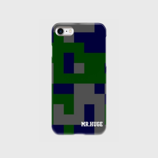 MR.HUGE DEGITAL CAMOFLAGE(デジタル 迷彩) PRINTED PhoneCASE