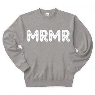 MR.HUGE POP STAR MRMR HOWLING SWEAT (ポップ スター MRMR ハウリング) スエット グレー