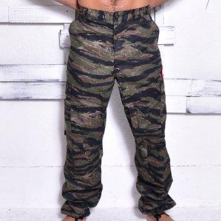 MR.HUGE 6POCKET CARGO LONG PANTS(6ポケット カーゴ ロングパンツ )カモフラージュ