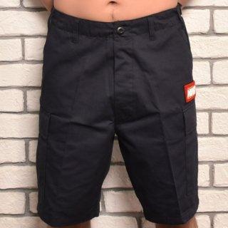 MR.HUGE 6POCKET CARGO SHORT PANTS(6ポケット カーゴ ショート パンツ )ネイビー