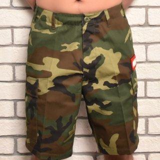 MR.HUGE 6POCKET CARGO SHORT PANTS(6ポケット カーゴ ショート パンツ )カモフラージュ