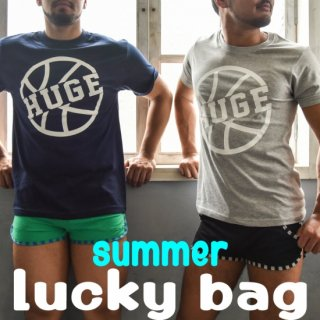 huge UNDERWEAR 2018 SUMMER 福袋!